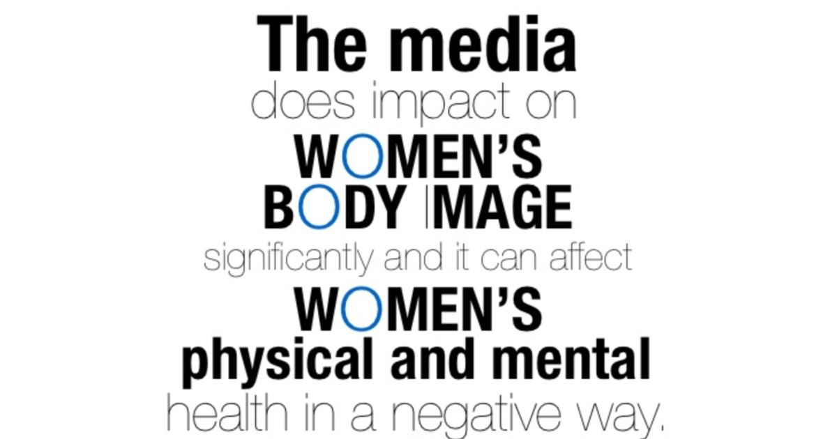 media effect on body image essay Social media and body image for too many people today, the media including social media has a significant effect on body image surprisingly, body image.