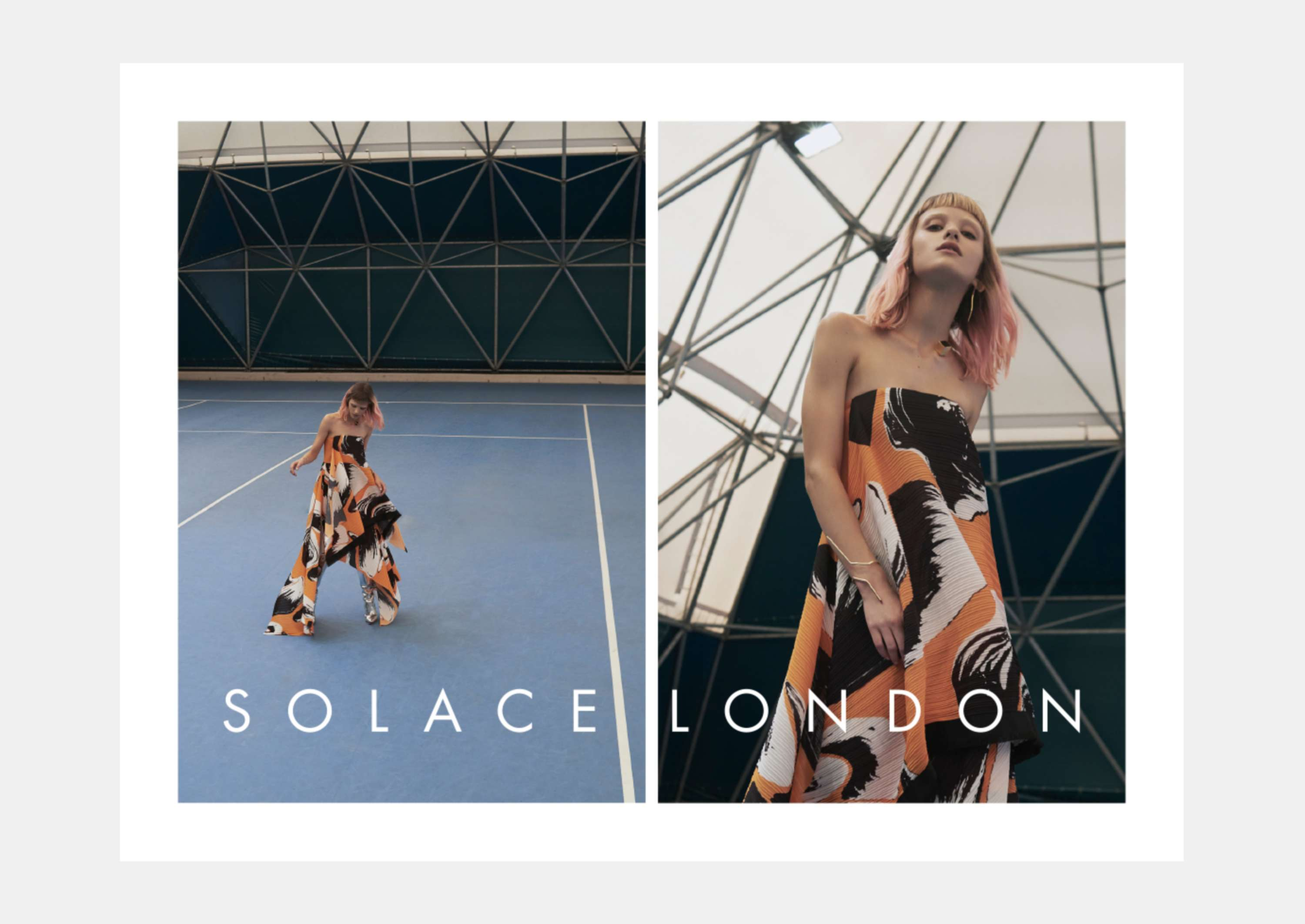 solace london collection the dots their collections of statement dresses and separates define modern graphic elegance a focus on construction craftsmanship and attention to detail